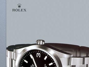 Rolex Co-op Brochure