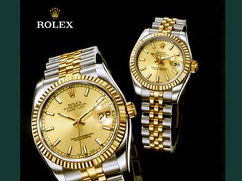 Rolex National Ads